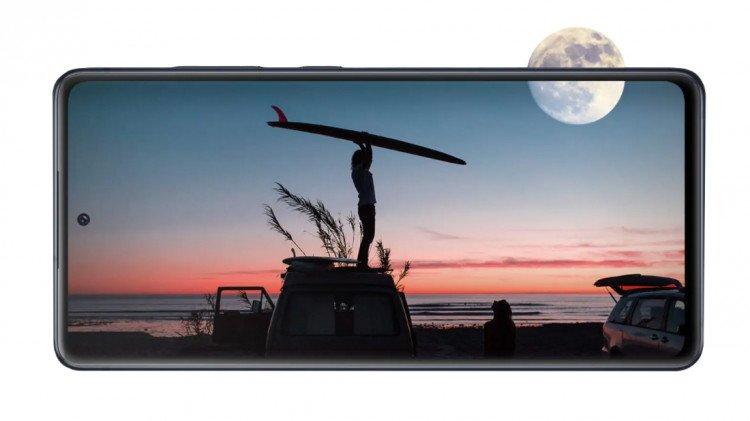Samsung S20 FE Nachaufnahmen