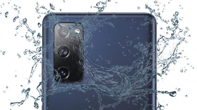 Samsung S20 FE Robustheit